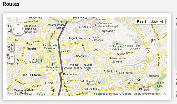 Gmaps (Google Maps) | ExpressionEngine / Craft | Reinos.nl Internet ...